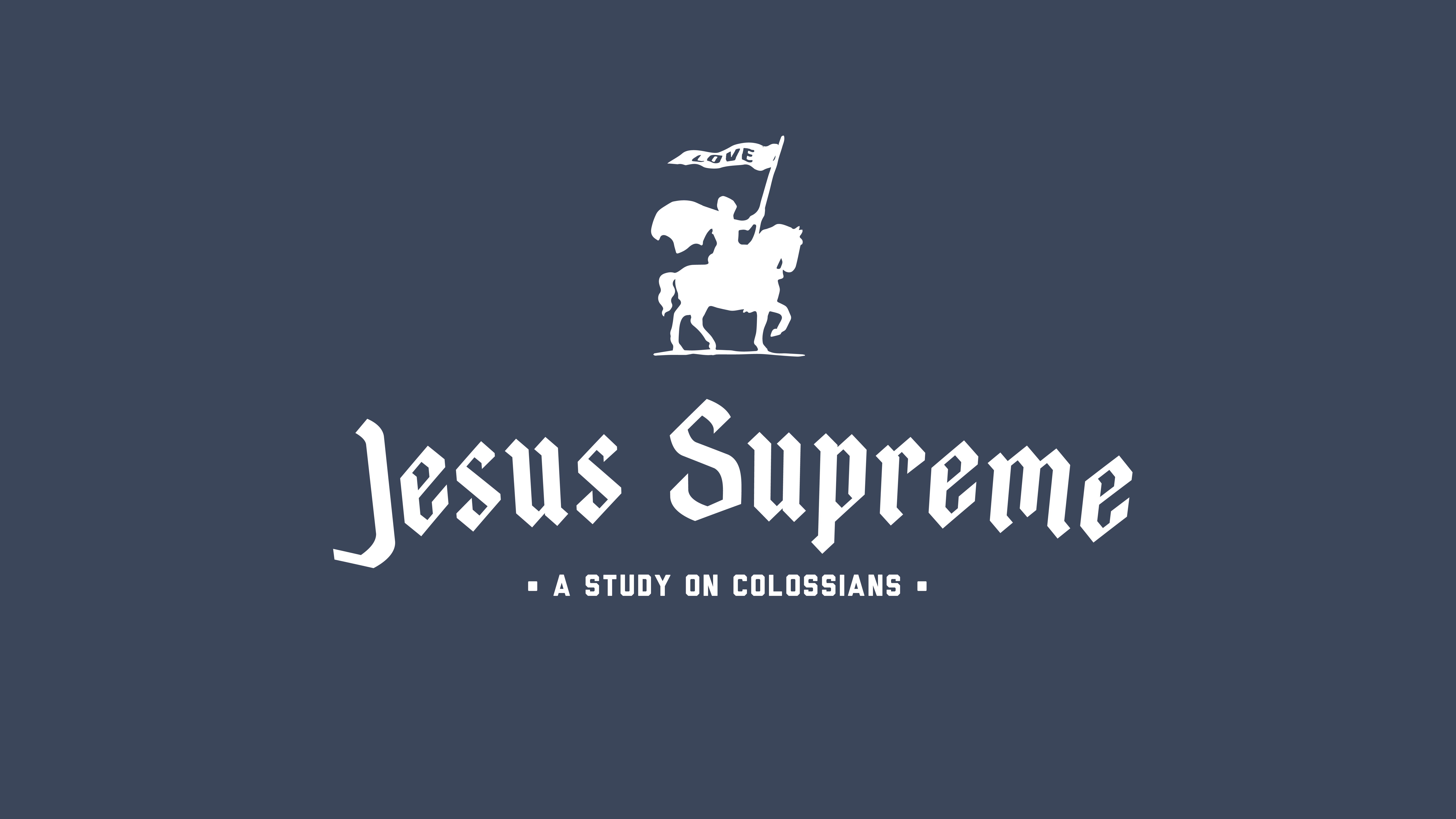 Episode 11 - Jesus Supreme: Open Door Image