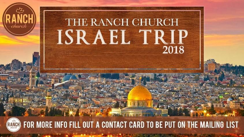 Israel 2018 Trip