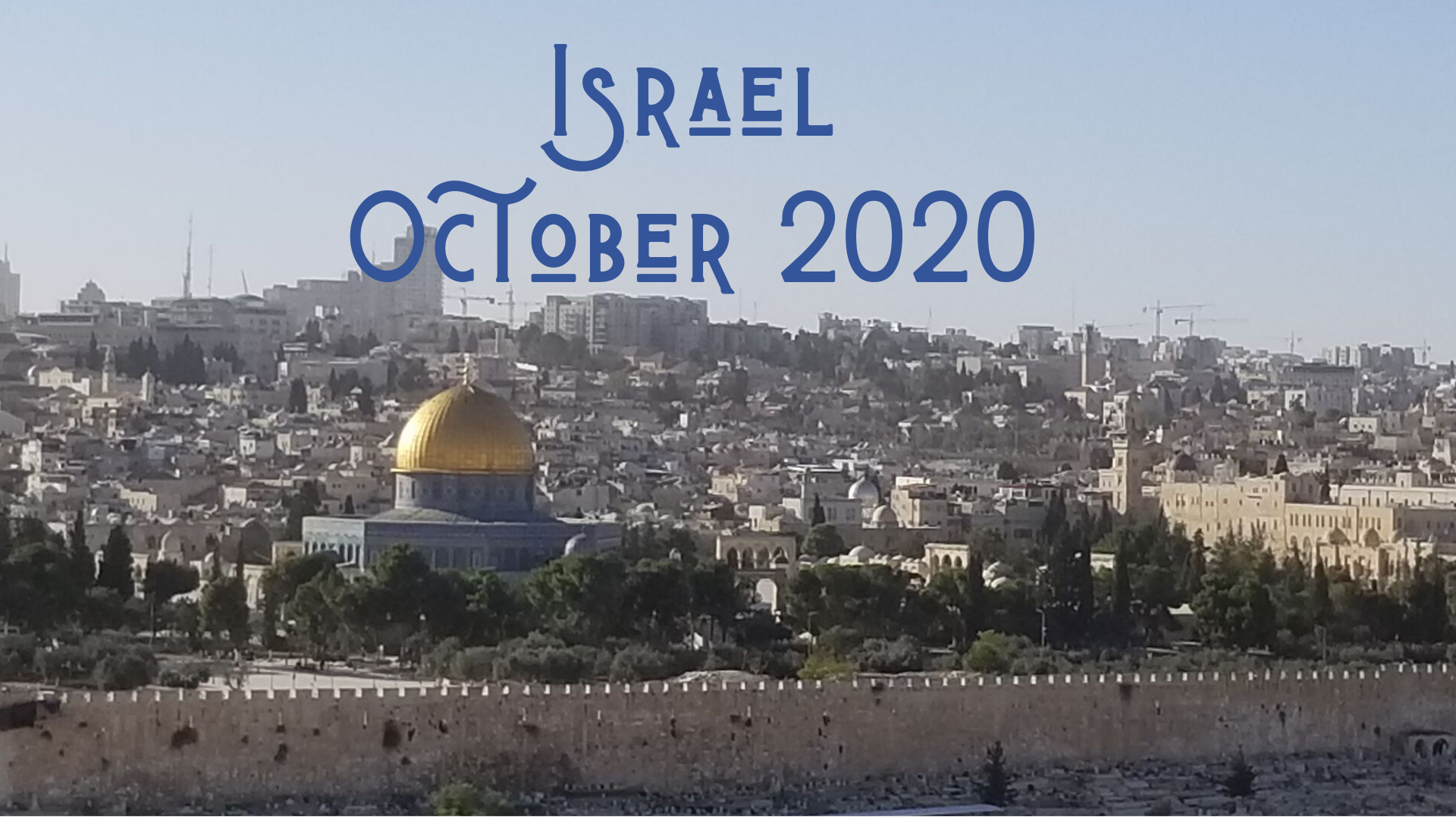 2020 Israel