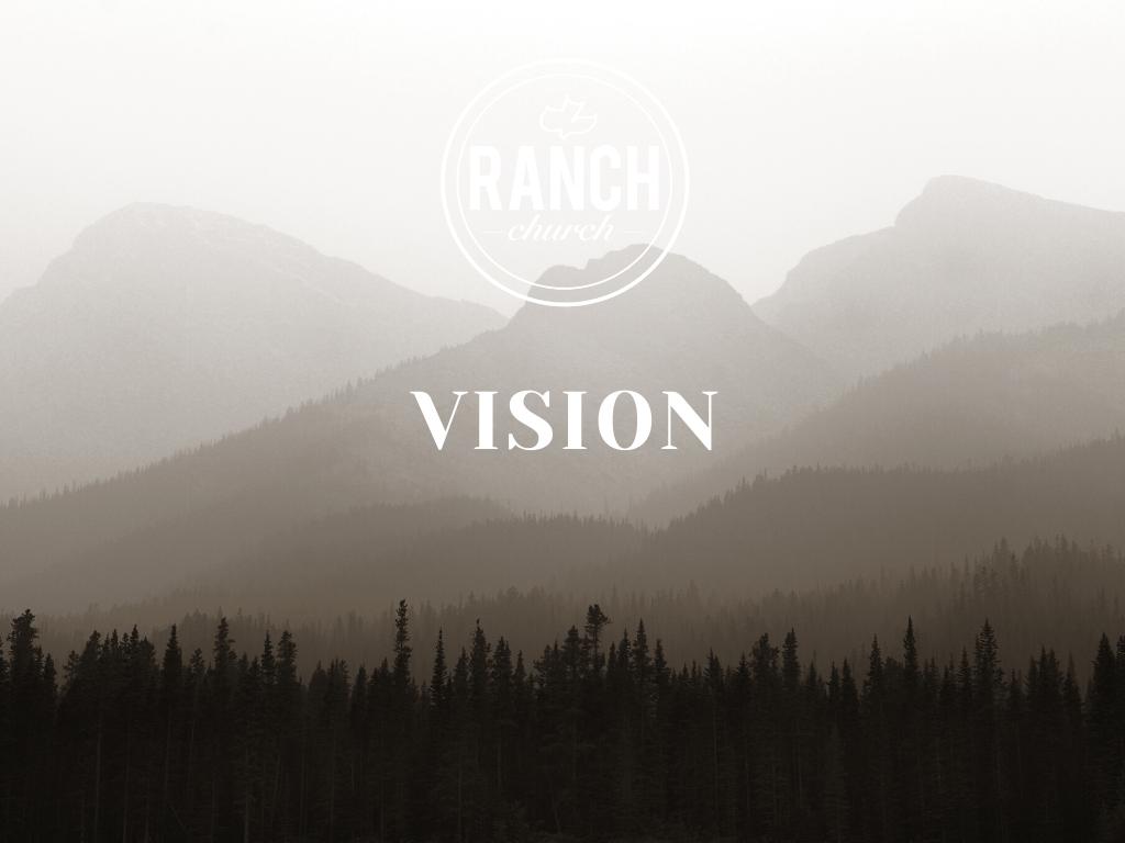 Isaiah 6 - Vision - The Vision You Need Image