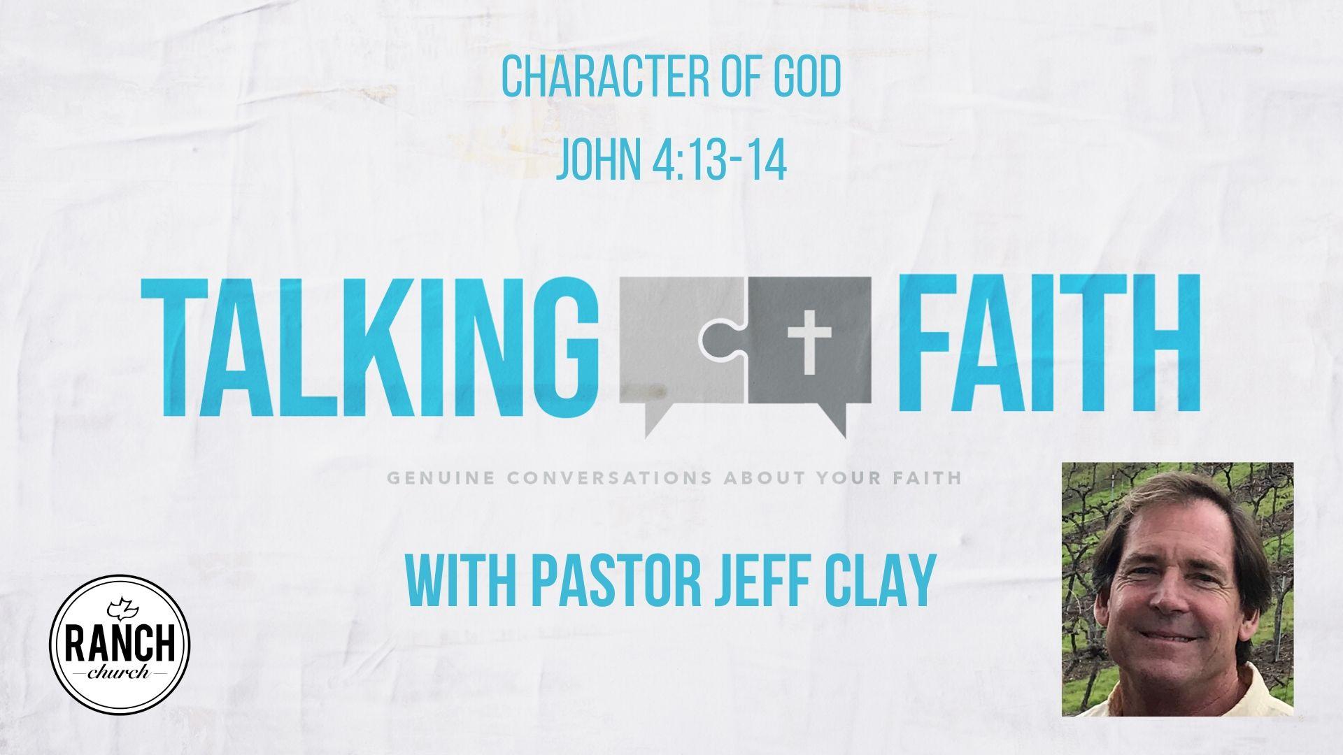 TALKING FAITH 5-12-2020