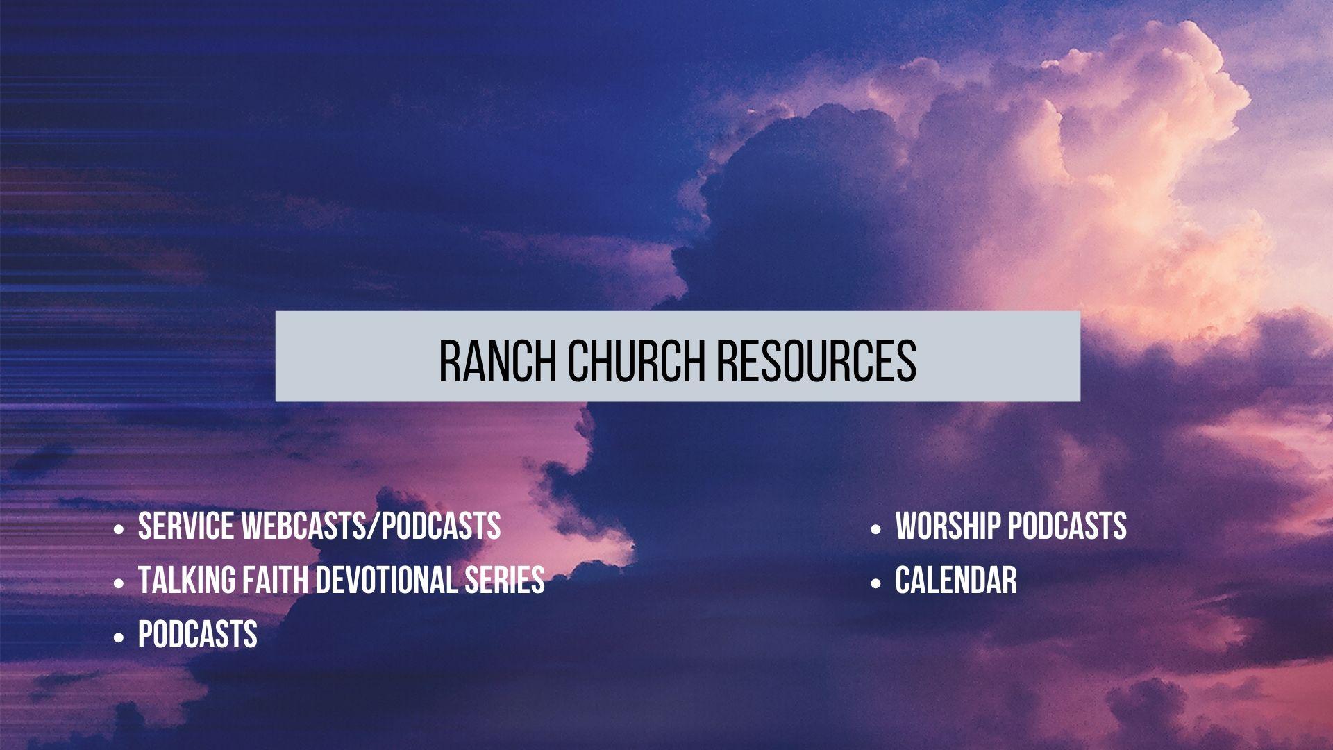 ranch church resources REV 1