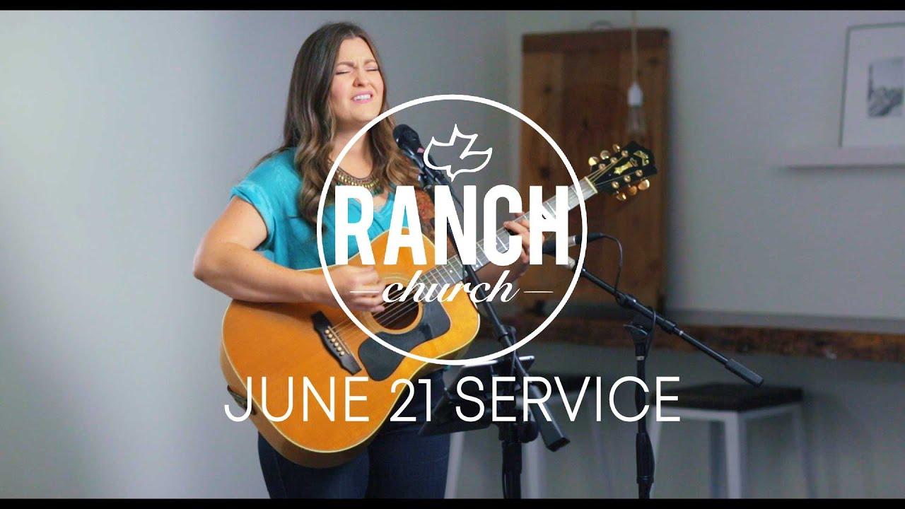 June 21 service