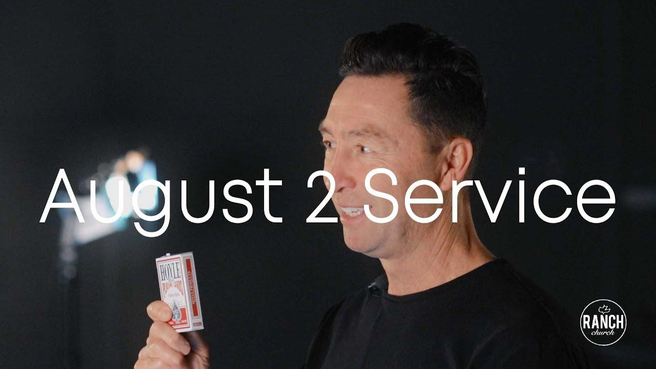 Aug 2 sermon