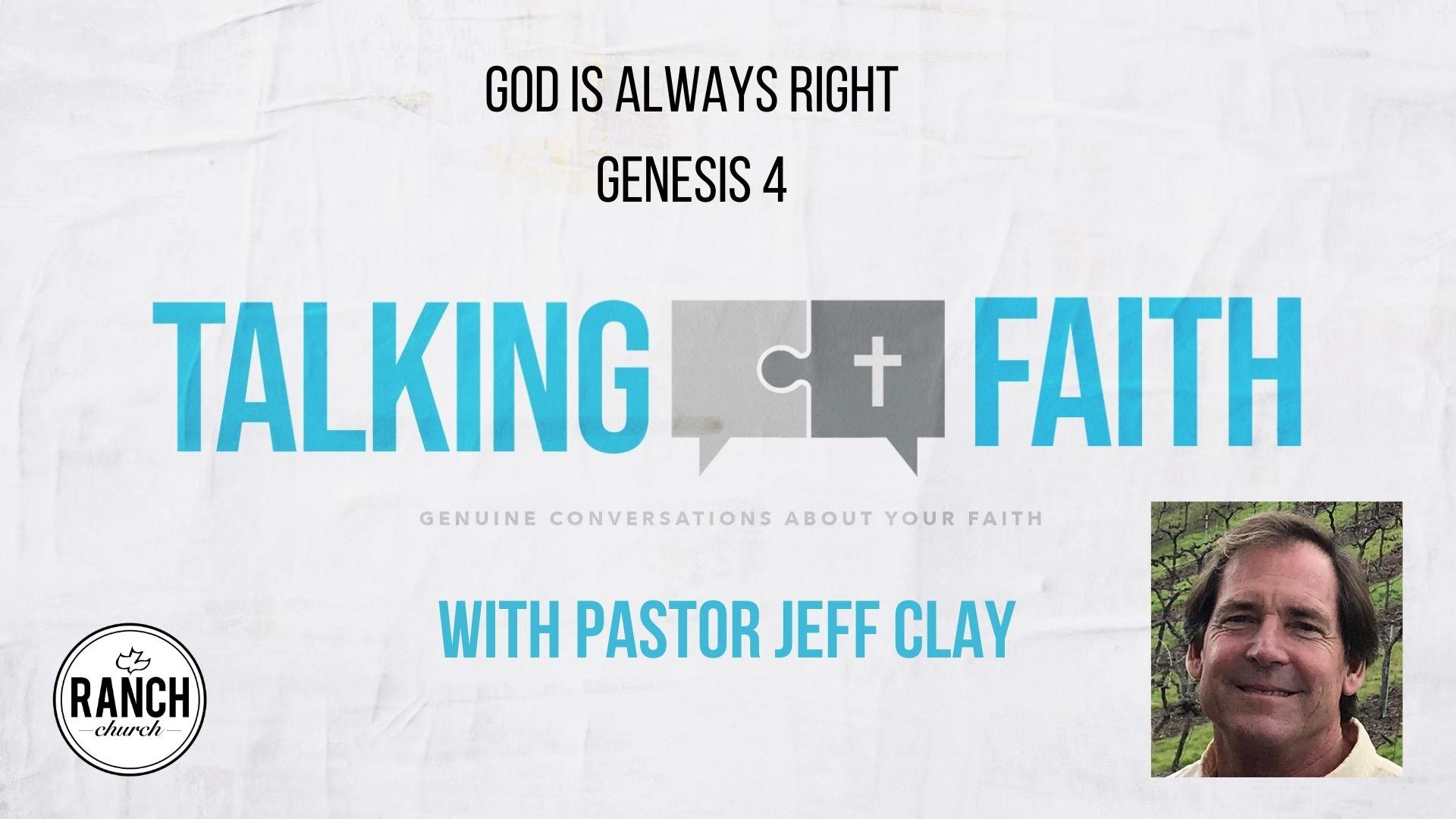 TALKING FAITH 7-28-2020