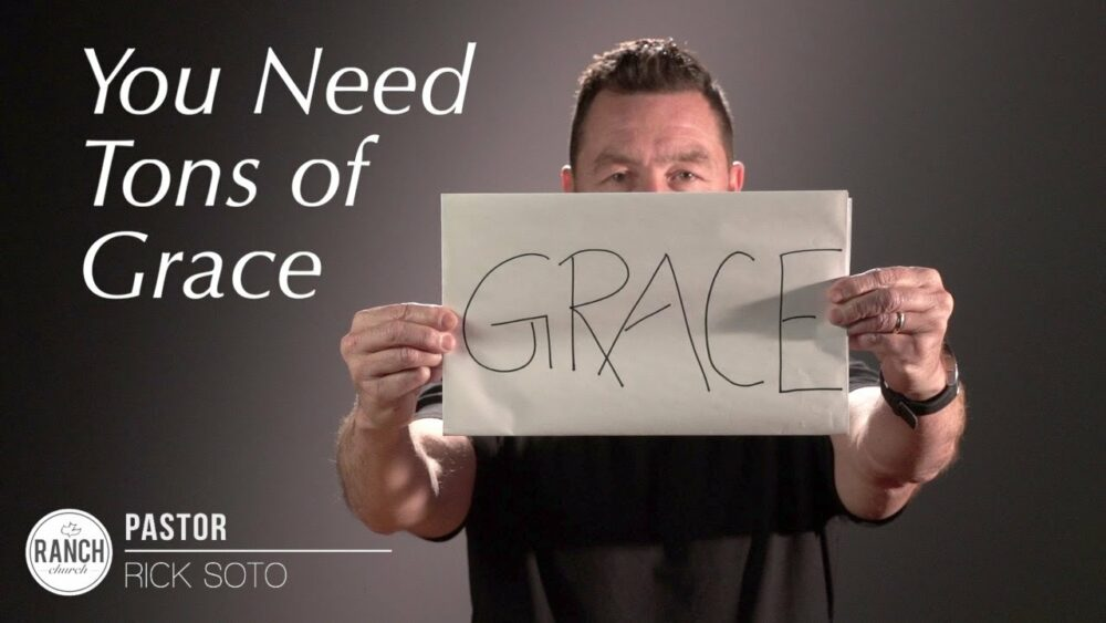 Learn How to Receive Tons of Grace Image