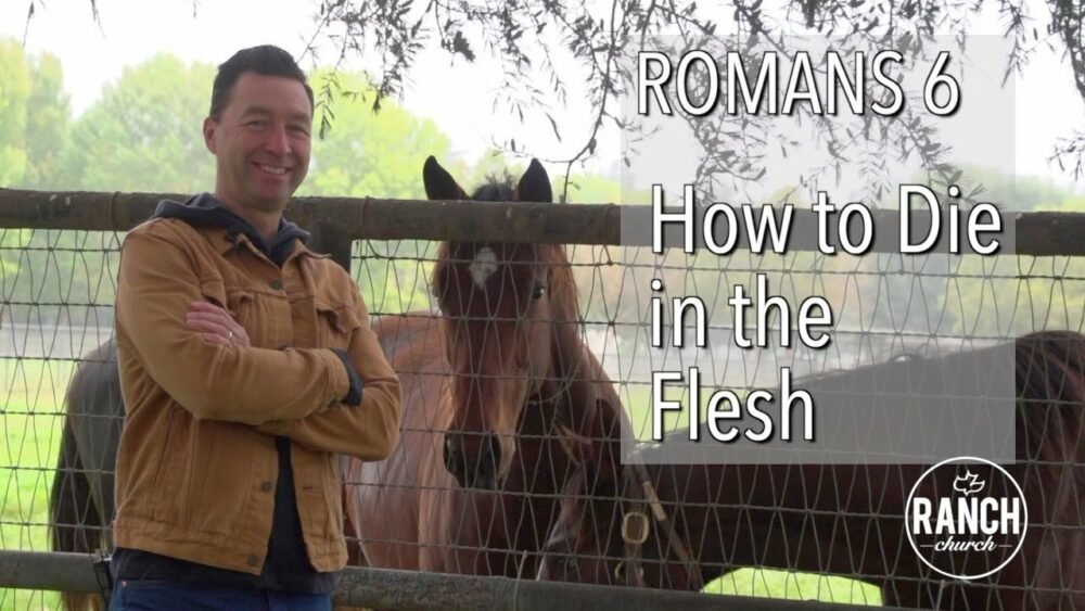How to Die in the Flesh - Romans 5:20-6:14 Image