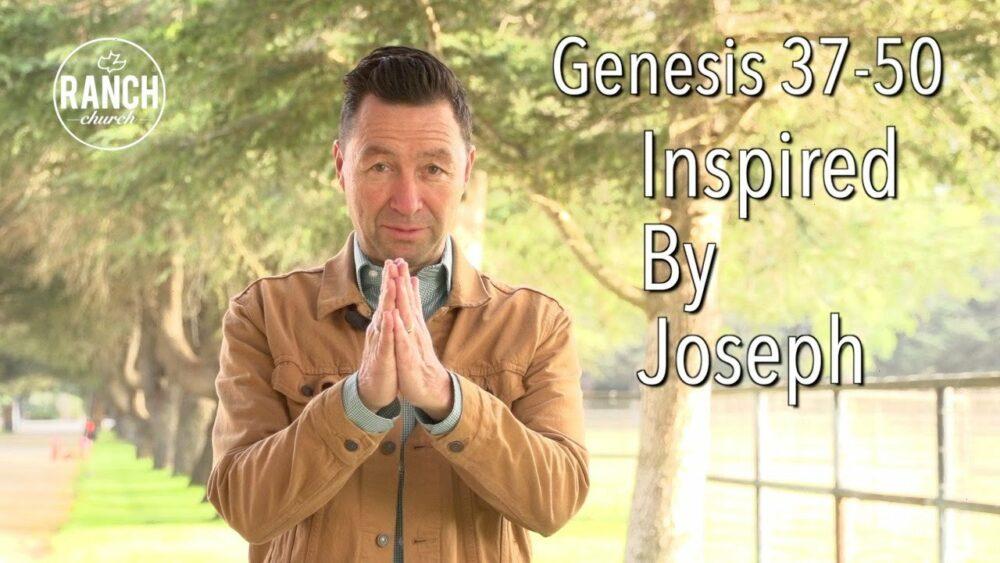 Inspired by Joseph - Gen 37-50 Image