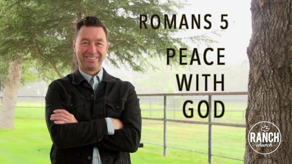 How To Enjoy Peace With God/Romans 5 Image